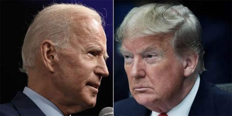 Biden aventaja ampliamente a Trump entre votantes latinos en EEUU