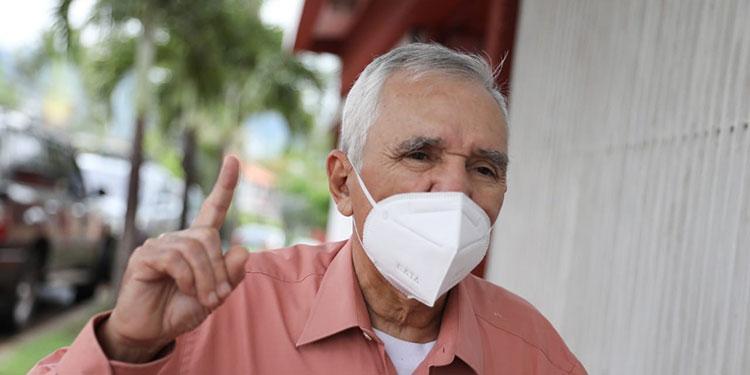 """""""La pandemia está en su peor etapa"""""""