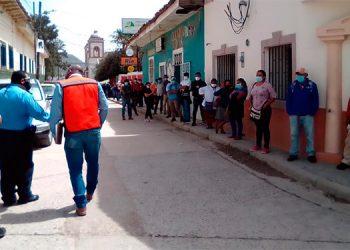 La ciudad de Marcala es un punto de abastecimiento de los pueblos de la sierra y será cerrada para evitar más contagios de COVID-19.