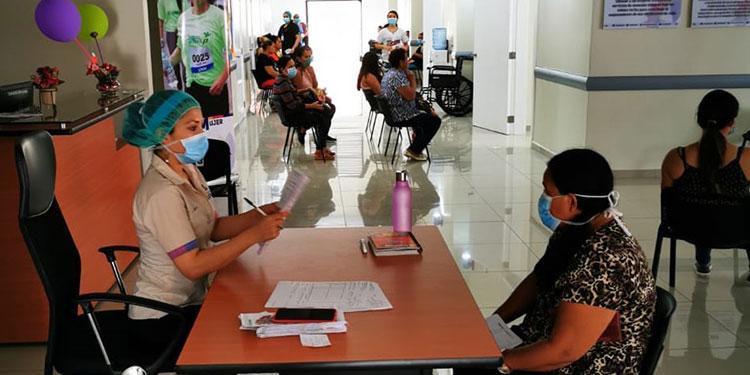 Las atenciones a las féminas en los centros de Ciudad Mujer son totalmente gratuitas y se realizan de forma presencial y vía telefónica.