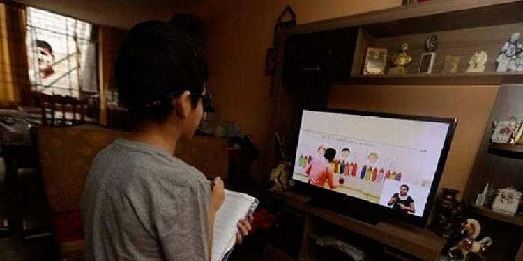Estudiantes de primaria seguirán la formación académica a través de canales de televisión y radioemisoras.