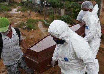 Los hospitales capitalinos continúan reportando diariamente cifras mayores a los 20 muertos por sospechas de COVID-19.