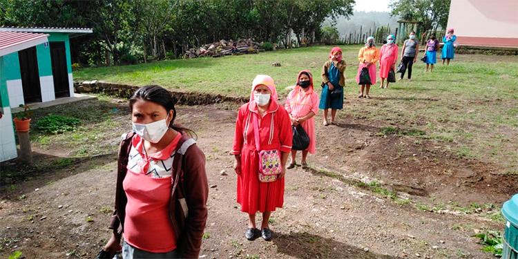 CRS da ayuda urgente y contribuye a la recuperación de las personas afectadas