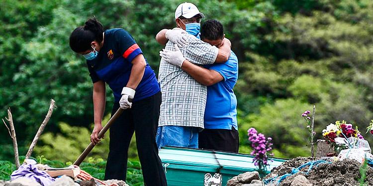 Hospitales de Tegucigalpa reportan 27 decesos a causa de COVID-19