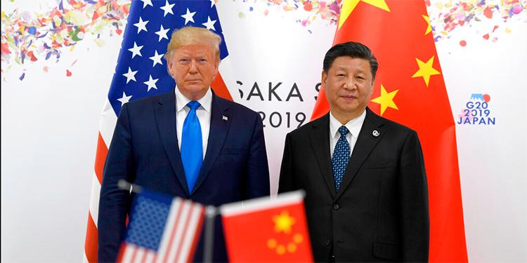 China convoca al embajador de EEUU por sanciones a Hong Kong