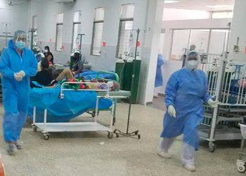 Confinamiento dio oportunidad de fortalecer sistema hospitalario