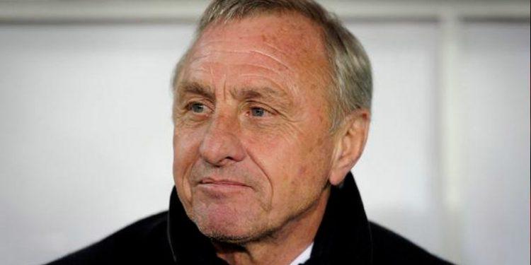 Johan Cruyff y la historia del utilero por el que comenzó a usar el mítico dorsal '14'