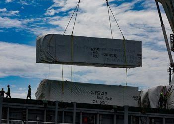 Los cargamentos serán trasladados en las próximas semanas a Tegucigalpa y San Pedro Sula.