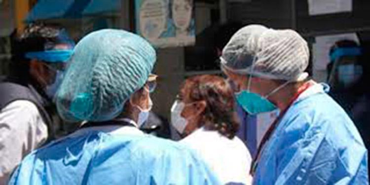 Según la ANEEAH: 52% de enfermeras con COVID-19 se recuperan