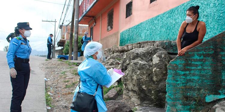 Honduras podría tener más de 45 mil personas contagiadas de COVID-19, completamente asintomáticas, que podrían andar propagando el virus.