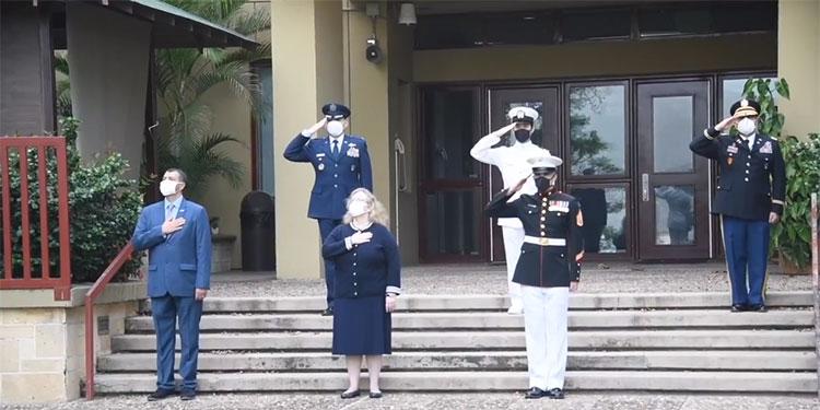 Celebración del 4 de julio en embajada de EEUU en Honduras (Video)