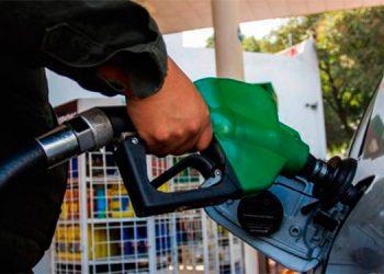 Gasolina y el diésel suben 15 y 45 centavos
