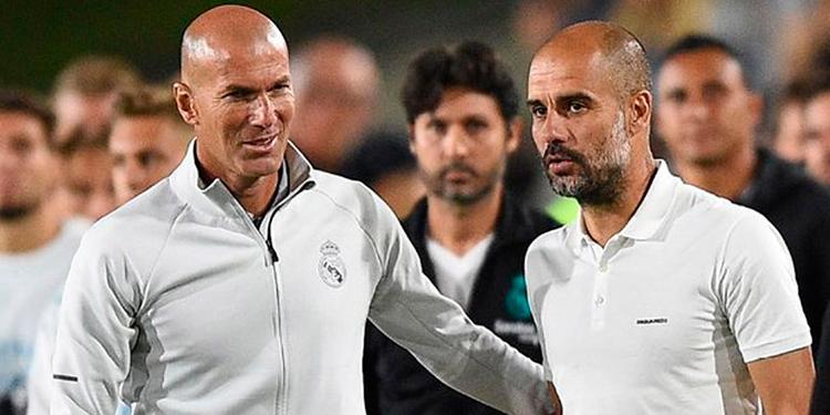 Guardiola: Si hay un equipo que pueda darle la vuelta es el Real Madrid
