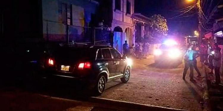 Pistoleros matan hermano de exalcalde de Santa Bárbara