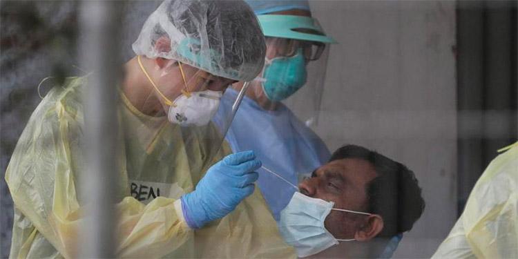 Más del 55% de casos de coronavirus son varones según tendencia