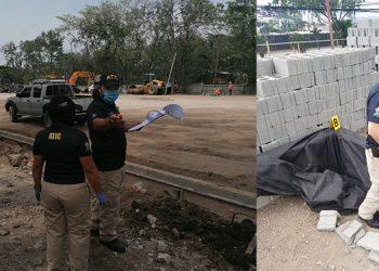 La ATIC inspeccionó los dos sitios donde serán instalados los primeros dos hospitales móviles, en Tegucigalpa y San Pedro Sula.
