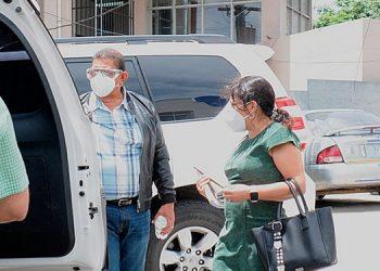 El exalcalde de Sabá, Colón (1998-2002), José Santiago Barralaga, se entregó a la justicia y se encuentra con arresto domiciliario por lavado de activos.
