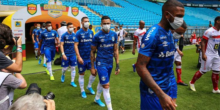 En muchos deportes el uso de mascarillas es obligatorio.
