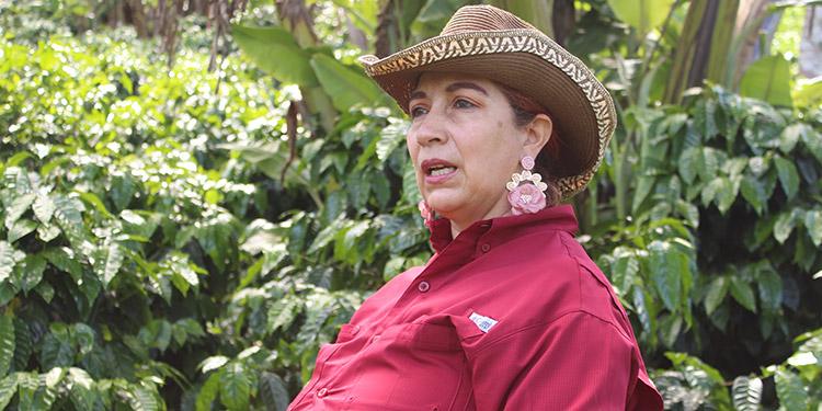 """Lili Peñalva: """"Producir cafés especiales de calidad es mi prioridad"""""""