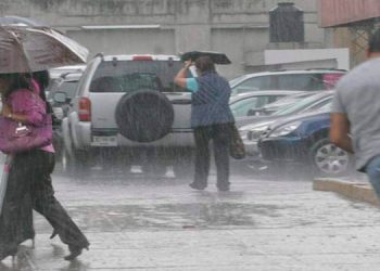 De agosto a octubre habrá copiosas lluvias