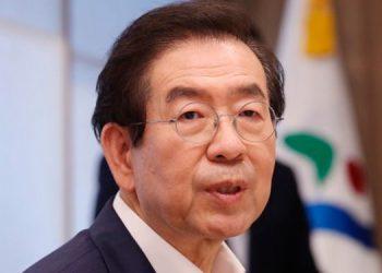 La policía halla el cadáver del alcalde de Seúl
