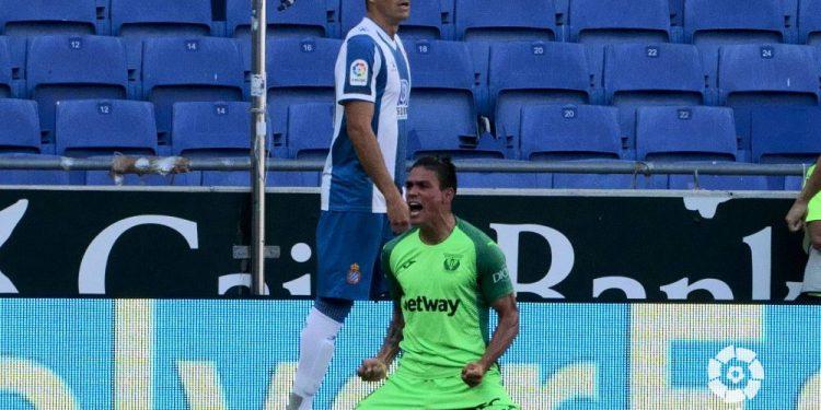 Leganés manda virtualmente al Espanyol a Segunda