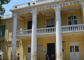 DPI interviene el Hospital Regional del Sur en Choluteca