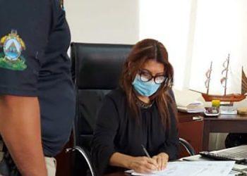 La titular de salud, fue notificada el jueves pasado, por el ente fiscal para que rinda una declaración en torno a este caso.