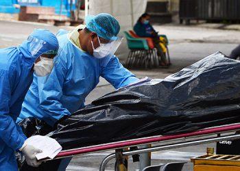 Hospitales capitalinos reportan 24 muertos por COVID-19