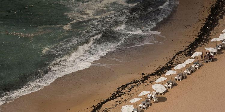 11 personas mueren ahogadas en playa de Egipto