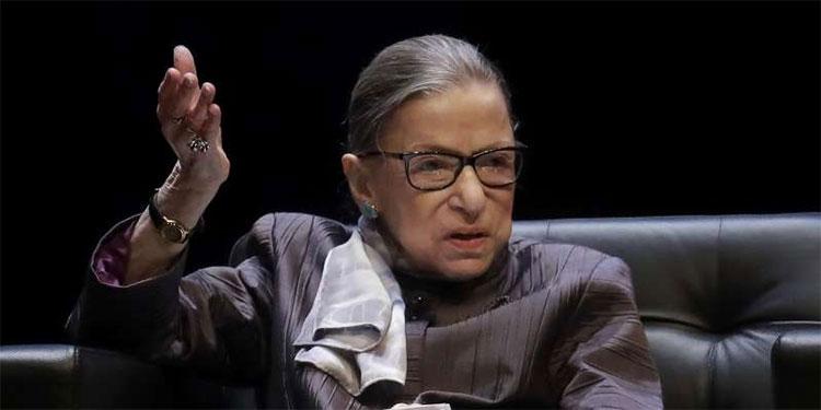 Magistrada Ruth Bader Ginsburg