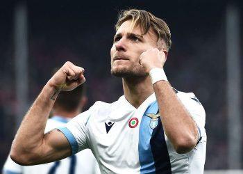 Immobile supera a Cristiano y certifica billete del Lazio para la Champions