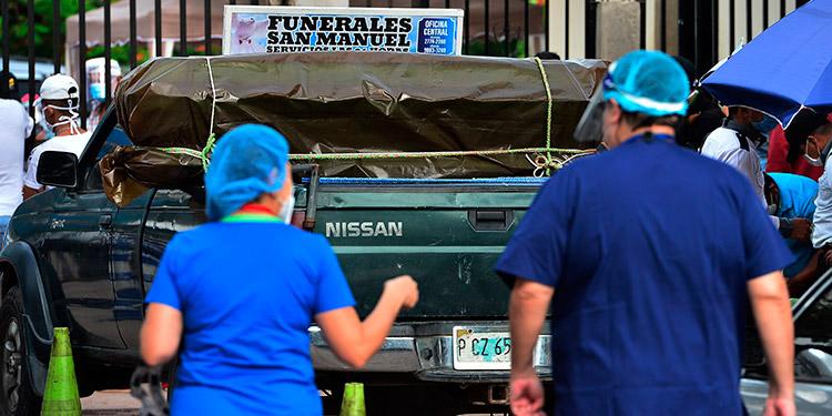 Coronavirus habría apagado vida de 30 hondureños más