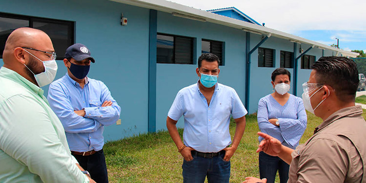"""Gobierno y """"siguatepeques"""" afinan apertura de triaje"""