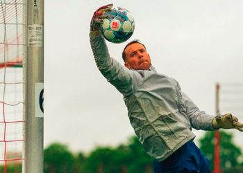 Neuer revela error de Alemania que le costó eliminación en Rusia 2018