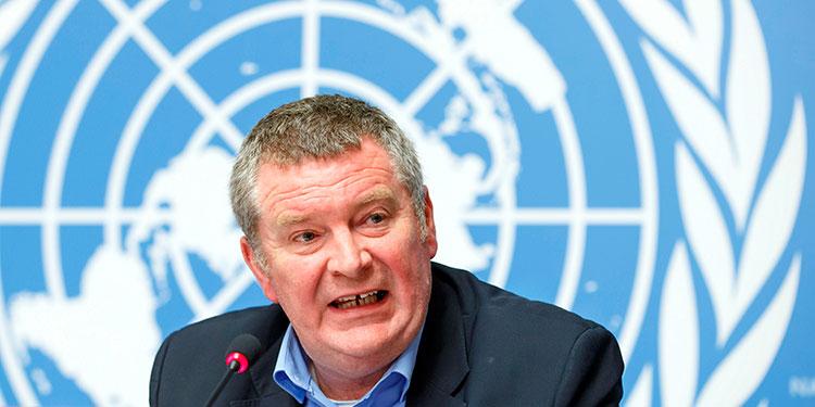 La OMS pide a los países muy afectados por COVID-19 que se abran por zonas