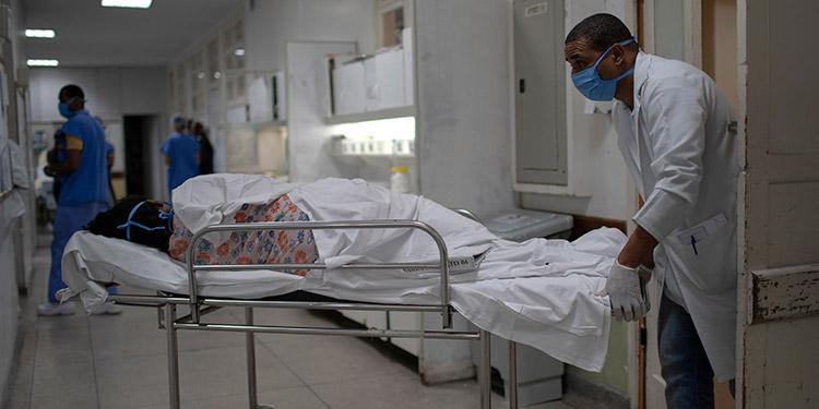 Según la OPS: Centroamérica preocupa por nuevos récords de contagios