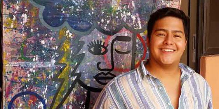 Rossel Barralaga h. el creador que quiere llenar al mundo de su Arte Pop Moderno