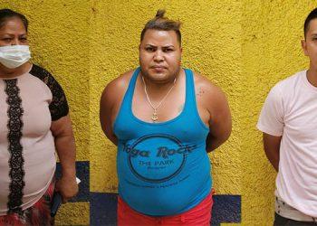 Paula Antonia Vargas Vásquez, Óscar David Juárez Vargas, José Fernando Bonilla Aguilera.