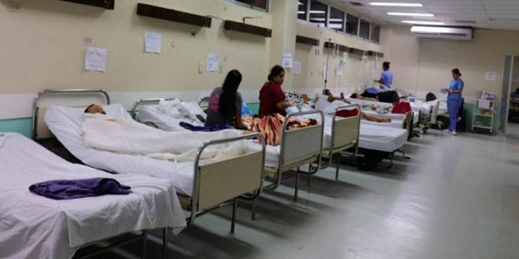 Al día Hospital San Felipe da de alta a 10 pacientes