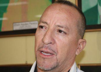 """Fredy Mejía (regidor): """"solo se ocupan 47 millones para equipar policlínico""""."""