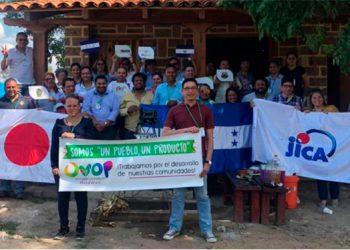 Significativos logros del Proyecto OVOP destacan ex becarios de JICA