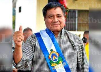 Alcalde de Taulabé da positivo por COVID-19