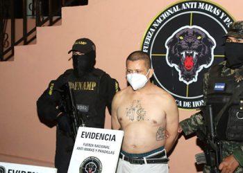 Se indicó que Denis Omar Yánez Handres era el encargado de coordinar acciones ilícitas de la pandilla 18 en la capital.
