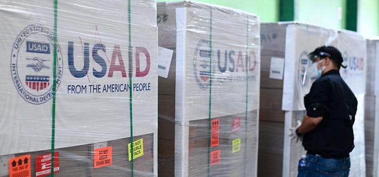 EEUU dona 160 ventiladores a Honduras para combatir coronavirus