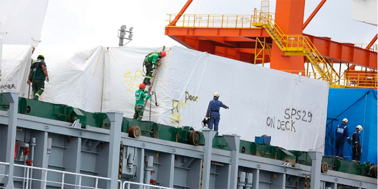 Aduana sugiere mesa de trabajo conjunta para sacar hospitales del puerto