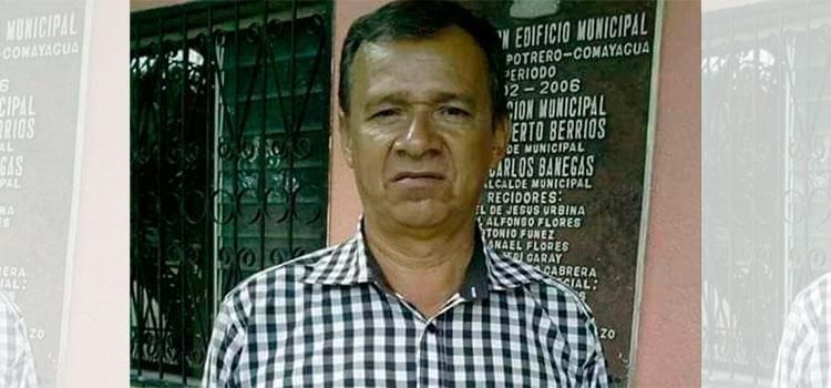 Fallece por COVID-19 alcalde de San José del Potrero