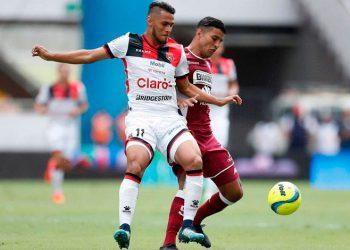 Alex López jugará menos en Costa Rica