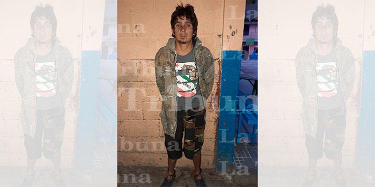 Detienen a sospechoso de matar a policía preventivo en La Paz
