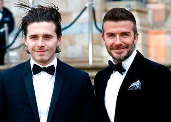 El hijo de Victoria y David Beckham, se compromete con tan solo 21 años
